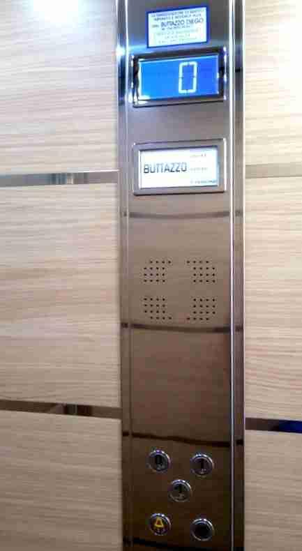 ascensore lecce